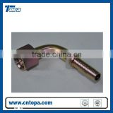 90 Degree Metric Female 37 degree Cone Seat seal fitting 20791 gi pipe fitting names and parts