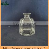 glass bottle beautiful aroma reed diffuser bottle
