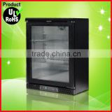 90L New Style commercial bar table top display mini cooler