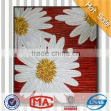 HF JY-JH-D02-A fashion decor material glass mosaic murals wallpaper guangzhou factory handmade scenery picture