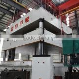 ZHONGWEI 500 ton Four Column Deep Drawing Hydraulic Press for TUV ISO certification
