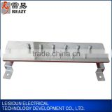 Lightnig protection thunder protector Tin insulation grounding busbar earth bus bar
