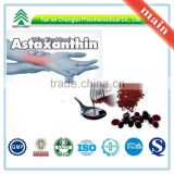 GMP Factory Supply Organic astaxanthin powder