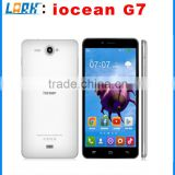 iocean G7 octa core mobile phone MTK6592 1.7GHz 6.44 inch IPS FHD OGS 2GB RAM 16GB 13.0MP Camera Android 4.2 GPS WCDMA
