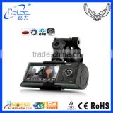 New model!! Private car security system 1080P GPS car camera recorder