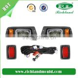 New Design Durable 12V dc LED Adjustable Light Kit for Yamaha G-22 Used Golf Cart
