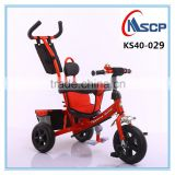 lovely style baby bicycle 3 wheel baby tricycle/Pushing kids tricycles with comfortable seater bicycle/ Kids Trike 3 wheel car