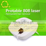 Home use mini 808 diode sundepil hair removal pads