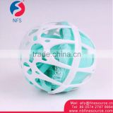 New Design Laundry Washing Ball Magic Decontamination Hollow Eco Laundry Ball