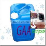 exporting glacial acetic acid food grade