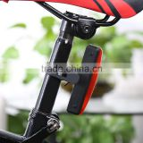 Bicycle Taillight 500mAh Battery Bicycle Light With USB socket Rubber Band Safety USB Flash Rear Warning Lamp