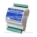Sewage station monitoring module 8DIN+8DO(Relay) Module DAM130 support MODBUS protocol connect to SCADA