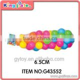 kids plastic play balls