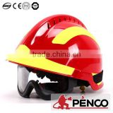 police fireman half face welding safety hood neck protected 3m reflective hat head protected fire retardant new helmet