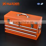 heavy duty metal latches tools box 3 drawer chest tools bags