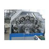 PVC Plastic Pipe Extrusion Braided Fiber Reinforced Hose Making Machine
