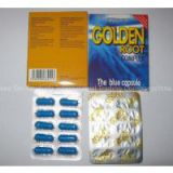 Golden Root Blue Capsules Herbal Viagra For Male Health