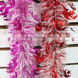 2014 new Iridescent Tinsel Curtain for home party decoration Christmas Decoration-Moon Star