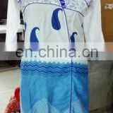 Block printed cotton Full sleeve Long Kurti Ladies Kurti Jaipur wholesaler India 2016