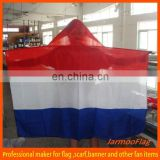 custom polyester Netherlands body flag