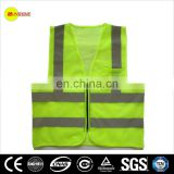 custom fashion reflective safety jacket/clothes