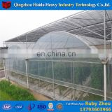Commercial PVC materials NFT Hydroponic Gully gutter Systems for greenhouse