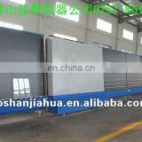 Vertical Automatic Insulating Glass Flat-press Production Hollow glass equipment