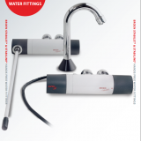 broen STABILET and STABILINE hands free water fittings