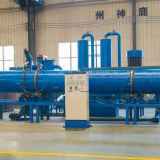 Biomass Continuous Carbonization Machine