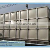 FRP water tank/ fiberglass template stitching water tank/assembly tank for storing water