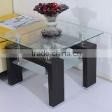 square end table with MDF legs High Quality Collection End Table