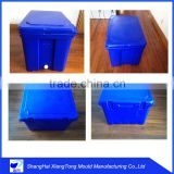 Customized LLDPE rotomolding mold for drug cooler box                                                                         Quality Choice