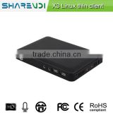Multi user network terminal Windows7 thin client terminal with embedded network pc Sharevdi terminal