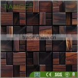 Living room 3D decorative bamboo wall panel