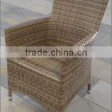 Good quality Outdoor adult rattan material PE Chair