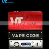 VAPECIGE first 200W box mod VT200S with original Evolv dna200 chip temperature control atty lock device