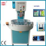 High frequency blister packaging machine for light switch