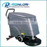 SA1-Q530/60 battery power automatic floor scrubbers with Italy Ametek suction motor economic floor scrubber dryer