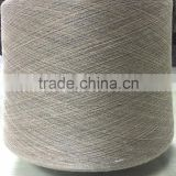 2/100nm worsted merino 100% wool yarn with PVA