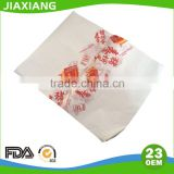 Printed burger sandwich wrap food grade Pe coated paper
