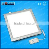 China office square ceiling led light panel super light square led panel light 600*600mm