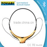 Bluetooth Wireless Stereo Headset Sport Neckband Earphone For iPhone 5 6 Galaxy S4 S5 S6 note4