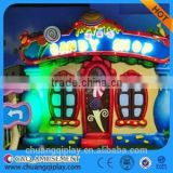 Indoor playground equipment driving car driving school car battery car indoor park amusement rides