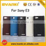 Manufacturer China Bumper Case For Sony E3 Accessories
