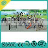 2016 new outward bound training system Children climbing adventure ropes Indoor jungle gym playground