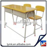 kids study cheap particle board folding table and chairs