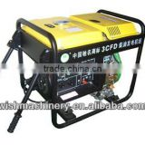 5CFD 4.5KW 50HZ small portable diesel engine generator