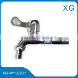 Zinc long body brass ball water faucet tap/Garden stone water tap/Bathroom water faucet bibcock/Long handle outdoor water faucet