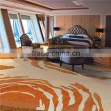 Custom Luxury Axminster Luxury Wool Carpet for Hotel Room 003