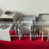 pipe fitting mould/pvc pipe fitting mould/plastic pipe fitting mould/mould plastic pipe/pvc pipe making mold
